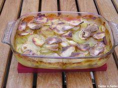 Image Papilles et Pupilles - Pommes de terre boulangères