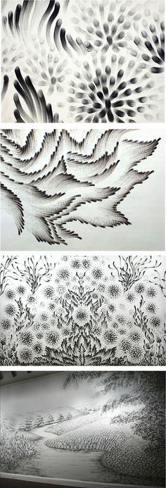 Finger Paint - Judith Ann Braun