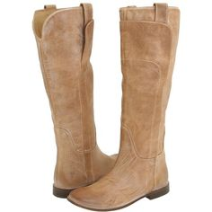 Frye Paige Tall Riding found on Polyvore----can anyone ever have too many frye boots??