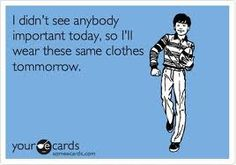 So true. For my son Jason who I always have to make sure this doesn't happen every day!