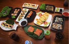 Sushi Party in Sushi Maru