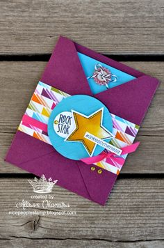 nice people STAMP!: Be the Star and Blendabilities