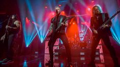 Metallica Perform on Jimmy Fallon, Reveal Meaning of New Album