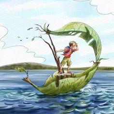 ,ILLUSTRATIONS FOR CHILDREN ( MAVI )