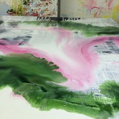 Painting huge, wild images!