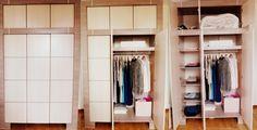 SZAFA 3- drzwiowa- MEBLE VOX- kolekcja MODERN+ nad (2493242188) - Allegro.pl - Więcej niż aukcje. Najlepsze oferty na największej platformie handlowej. Closet, Home Decor, Armoire, Decoration Home, Room Decor, Closets, Cupboard, Wardrobes, Home Interior Design