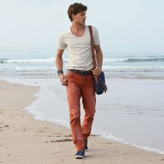 Picture become more beautiful with this beautiful beach #summer #mensfashion