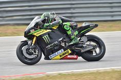 From Vroom Mag... Pol Espargaro rides through the pain to ninth at Sepang