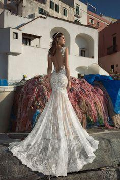coleção Fall 2017 Napoli de Julie Vino para vestidos de noiva