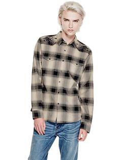 Shuttleworth Plaid Shirt