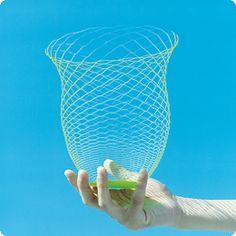 paper bowl  空気の器