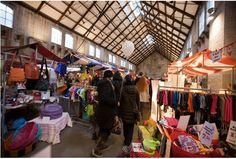 Gratis dagje uit: Sunday market - vol prachtige design producten van de designers zelf