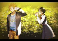 Tweets con contenido multimedia de ももせ コミ1な27b (@momoseMT) | Twitter Anime Couples Manga, Anime Manga, Tamako Market, Tamako Love Story, Kyoto Animation, Matching Profile Pictures, Anime Artwork, Anime Ships, Shoujo