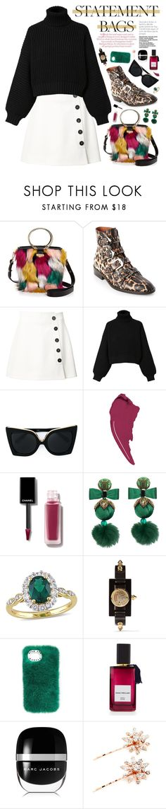 """""""Untitled #494"""" by almost-glamorous ❤ liked on Polyvore featuring Milly, Givenchy, Misha Nonoo, Diesel, N°21, Ranjana Khan, Gucci, Diana Vreeland, Marc Jacobs and Jennifer Behr"""