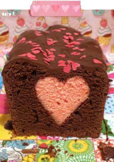 :-): Kuchen mit Herz