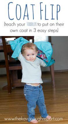 The Montessori Coat
