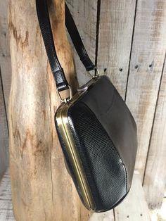Purses - Handbags Women - bowling bags - Bucket bag - bowling bag -handbags purses women- evening handbags - black evening bags - bowler bag by BostonInventory
