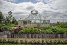 The Hartley Botanic glasshouse at RHS Hyde Hall in Chelmsford. #Greenhouse #Greenhouses #Glasshouse #Glasshouses #Garden #Gardens #Gardening #GardenChat #HartleyBotanic #RHS #RHSHydeHall