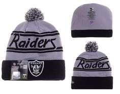 Oakland Raiders Classic Fashion Beanie Winter Knit Cap 797e79931e7