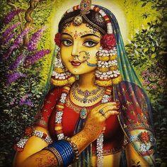 Jai Jai Shri Radhey
