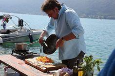 Chef James Martin, Express Bi Folding Doors, I Chef