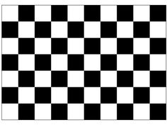 Printable Checkered Flag Paper | ... going to make a paper chain with this pattern on some of the links