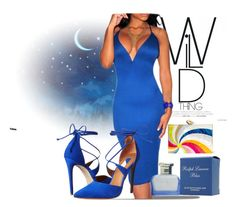 """Blue Moon"" by always-runway-ready ❤ liked on Polyvore featuring Ralph Lauren, Steve Madden and KOTUR"