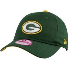 size 40 1ddc3 cca01 Green Bay Packers NFL New Era 9Forty Womens hat new in original packaging  NFC  GreenBayPackers