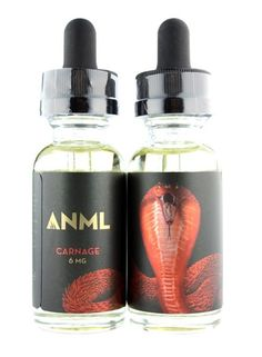 Home / Liquid E Juice / ANML E Juice / Carnage EJuice by ANML E Liquid Enroll in http://vaping-lounge.com intended for suggestions, tips and freebies. Vaping Lounge is the top online community intended for e cigarette lovers.