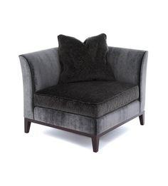 Conrad Chair - the Sofa and Chair Company available through Bibi Interiors