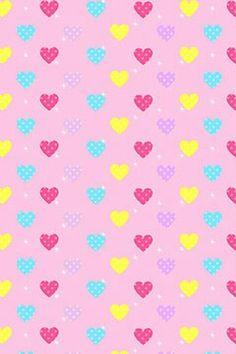 Hearts colors