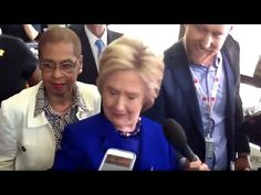 Hillary Clinton has a seizure on cameraHillary Clinton has a seizure on camera-Youtube Share