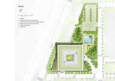 Gallery - Winning Design for Seoul's National Assembly Smart Work Center and Press Center Unveiled - 9