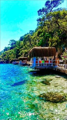 Göcek Fethiye Mugla / Türkei ❉ღ Ϡ ₡ ღ✻↞❁✦ 彡 ● ⊱❊⊰✦❁ ڿڰ❁ ℓα-ℓα-ℓα вσηηє νιє ♡ (✿) ❀‿ ❀ ♡ · ✳︎ · · · ✳︎ WED September 2016 ✨ gu . Places To Travel, Places To See, Wonderful Places, Beautiful Places, Turkey Travel, Holiday Destinations, Holiday Travel, Beautiful World, Beautiful Beautiful