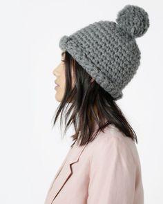 BURN IT UP BEANIE / PATTERN BOOK Yarn Projects, Knitting Projects, Crochet Projects, Bonnet Crochet, Crochet Yarn, Marie Claire, Motifs Beanie, Knitting Kits For Beginners, Beanie Pattern