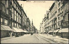 Ansichtskarten Online: Wien, Mariahilferstraße