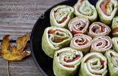 Sammich Wraps // AsAVerb.com