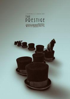 Big Twist, The Prestige, Photo And Video, Twitter, Movies, Film, Poster, Movie, Films
