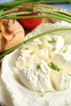 Smakołyki Asi: Twarożek z jogurtów greckich Vegetarian Recipes, Cooking Recipes, Healthy Recipes, No Cook Appetizers, Czech Recipes, Homemade Seasonings, Meals In A Jar, Food Test, Breakfast For Dinner
