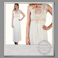 #Heart #Shaped #Cut #Out #Embroidery #Dress #Bridal
