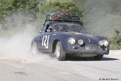 Peking to Paris Porsche 356 1