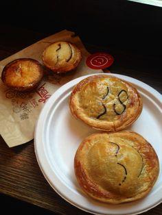 Pie Face, NYC #steak #chicken #pie #cherrypie #ricottapie