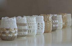 vaze din borcane facute in casa Mason jar flower vases 7