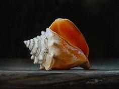 Roman Reisinger - Detail van schelpen 1