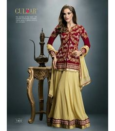 48a2ffe08d 10 Best Gulzar Designer Outfits images in 2018   Indian Outfits, Pakistani  dresses, Salwar suits online