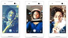 L'appli #Facebook introduit un nouvel appareil photo pour faire du #Snapchat
