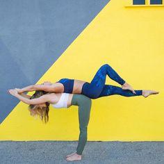 Caley Alyssa acro yoga