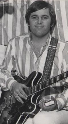 † Carl Wilson (December 21, 1946 - February 6, 1998) American guitarist, singer and keyboardist, known from the Beach Boys.