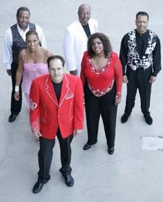 KC and the Sunshine Band, Towne Point Park, Norfolk, VA. Such a fun show.