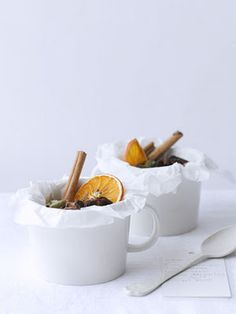 Sweet spicy chai tea...